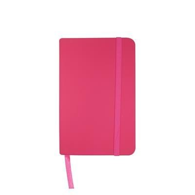 Picture of ABBEY MINI NOTE BOOK in Hot Pink
