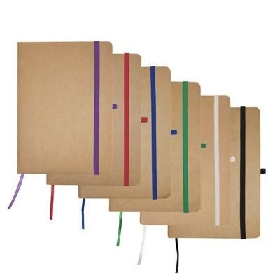 Picture of SORRELL NOTE BOOK NATURAL
