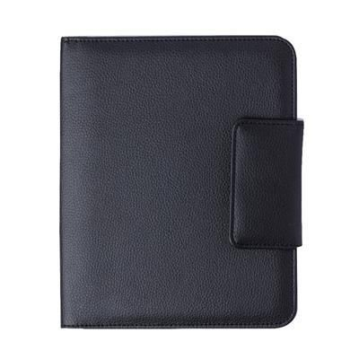 Picture of RICHMOND A5 PVC FOLDER in Black