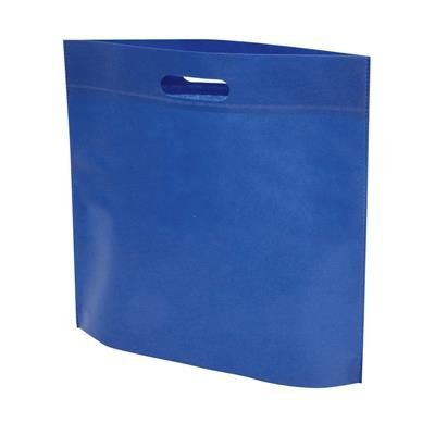 Picture of BUDGET EXHIBITION TOTE BAG in Blue