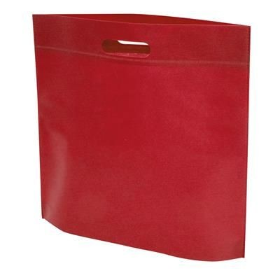 Picture of BUDGET EXHIBITION TOTE BAG in Red