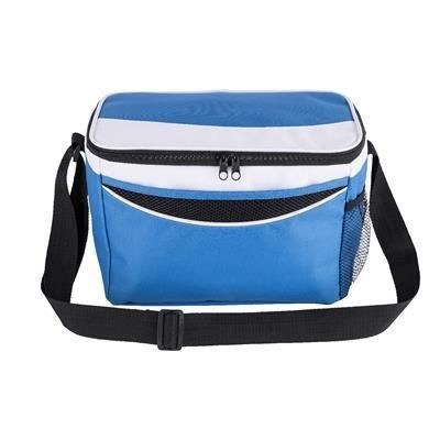 Picture of ARCTIC LARGE COOL BAG BLUE-WHITE