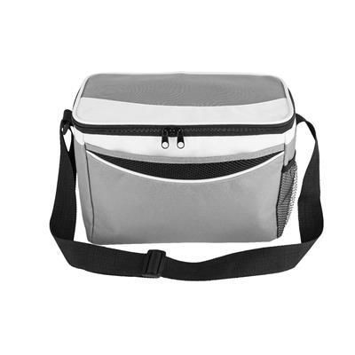 Picture of ARCTIC LARGE COOL BAG GREY-WHITE