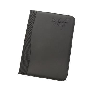 Picture of CLIO ZIP CONFERENCE FOLDER BLACK