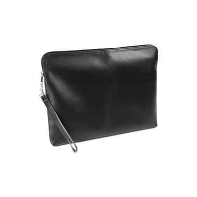 Picture of LINCOLN A4 ZIP CASE in Black