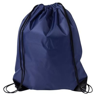 Picture of DRAWSTRING SPORTS BAG in Navy