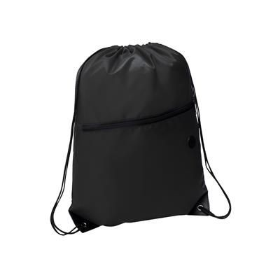 Picture of RIO SPORTS PACK with Front Zipper in Black