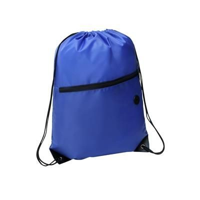 Picture of RIO SPORTS PACK with Front Zipper in Blue