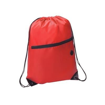 Picture of RIO SPORTS PACK with Front Zipper in Red