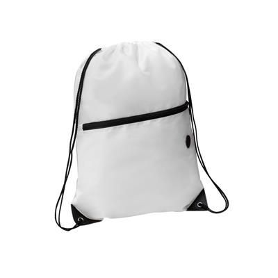 Picture of RIO SPORTS PACK with Front Zipper in White