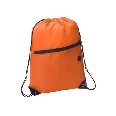Picture of RIO SPORTS PACK with Front Zipper in Orange
