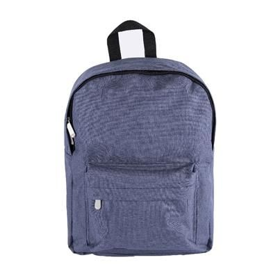 Picture of PENDLEBURY BACKPACK RUCKSACK BLUEMADE FROM 300D POLYESTER