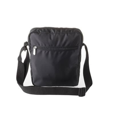 Picture of CHESHIRE COMPACT MESSENGER BAG in Black