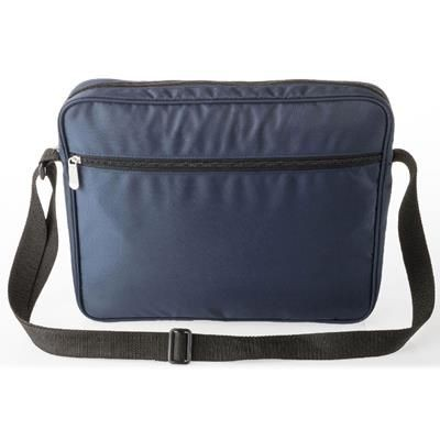Picture of CHESHIRE SHOULDER BAG in Navy Blue