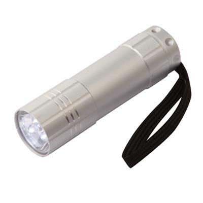 Picture of ALUMINIUM METAL TORCH in Silver