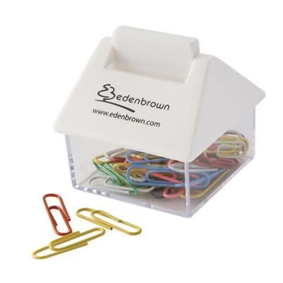 Picture of HOUSE PAPERCLIP DISPENSER