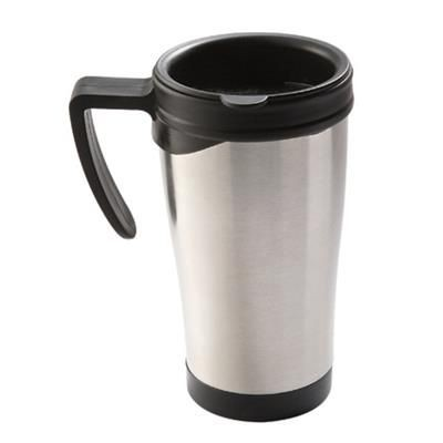 Picture of STAINLESS STEEL METAL THERMO TRAVEL MUG