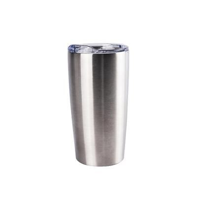 Picture of STAINLESS STEEL METAL TUMBLER in Steel
