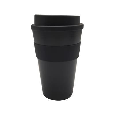 Picture of MILANO COFFEE MUG in Black