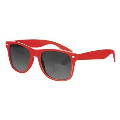 Picture of SORRENTO SUNGLASSES in Red