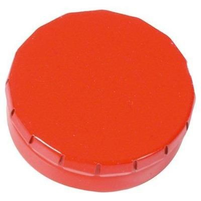 Picture of CLICK TOP MINTS TIN in Red