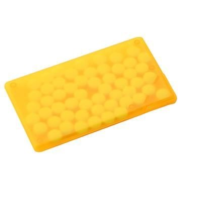 Picture of MINTS CARDS in Frosted Yellow