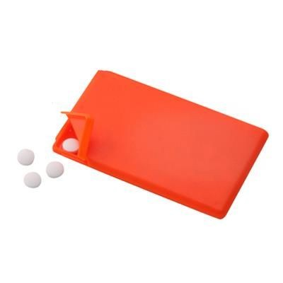 Picture of MINTS CARDS in Orange