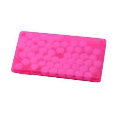 Picture of MINTS CARDS in Frosted in Pink