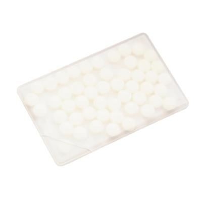 Picture of MINTS CARDS in Frosted in Clear Transparent