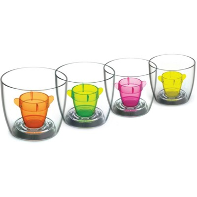 Picture of PLASTIC BOMBER SHOT GLASS