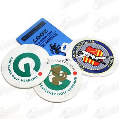 Picture of PLASTIC GOLF BAG TAG