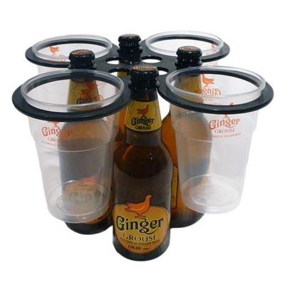 Picture of PINT GLASS AND BOTTLE HOLDER