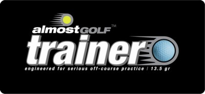 Picture of ALMOST GOLF TRAINER GOLF BALL PACK