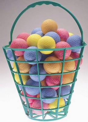 Picture of ALMOST GOLF TRAINER GOLF BALL BUCKET