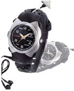 Picture of USB FLASH DRIVE MEMORY STICK WATCH & MP3 PLAYER