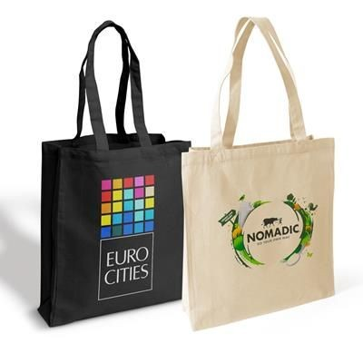 Picture of PRINTED CANVAS BAG
