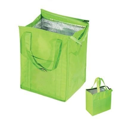 Picture of THERMAL INSULATED GROCERY TOTE BAG 80GSM