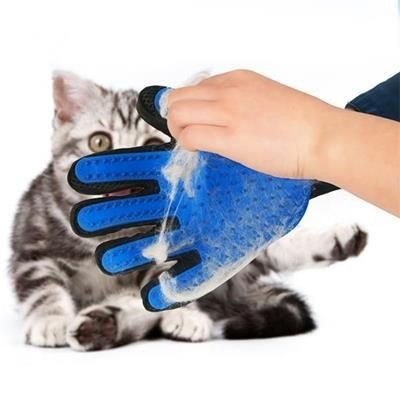 Picture of PET HAIR GROOMING GLOVES