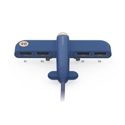 Picture of 4 PORTS SPLITTER USB HUB