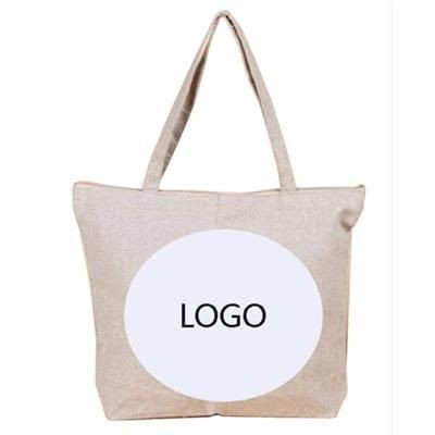Picture of REUSABLE JUTE TOTE BAG