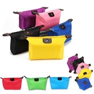 Picture of NYLON WATERPROOF COSMETICS BAG