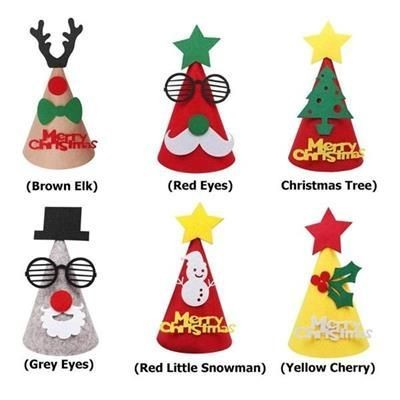 Picture of CHRISTMAS FATHER CHRISTMAS SANTA CAP