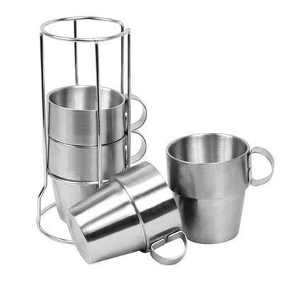 Picture of STACKABLE COFFEE CUP with Handle