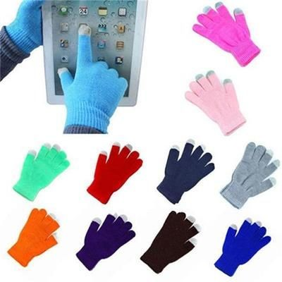 Picture of TOUCH SCREEN KNITTED GLOVES