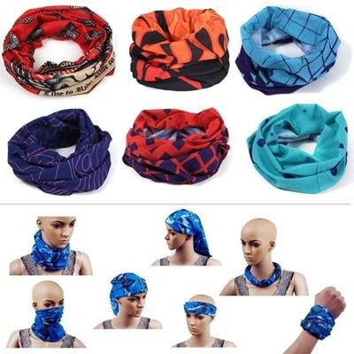 Picture of HEADWEAR SEAMLESS SCARF