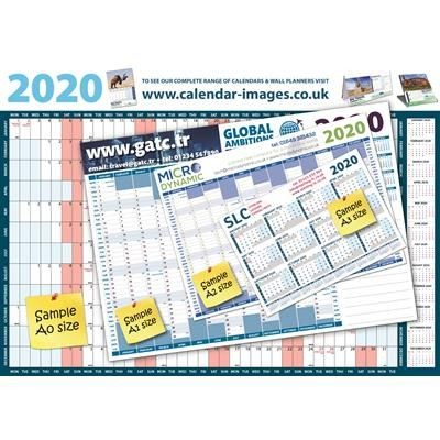 Picture of A1 WALL PLANNER
