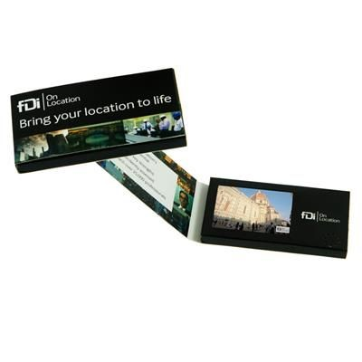 Picture of VIDEO BROCHURE BUSINESS CARD