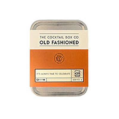 Picture of THE OLD FASHIONED COCKTAIL KIT